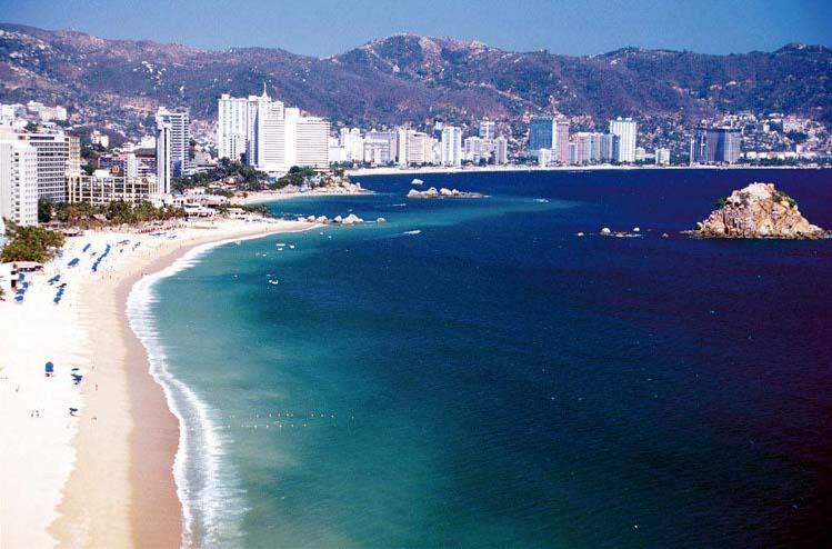 Недорогие путевки в Мексику, Акапулько