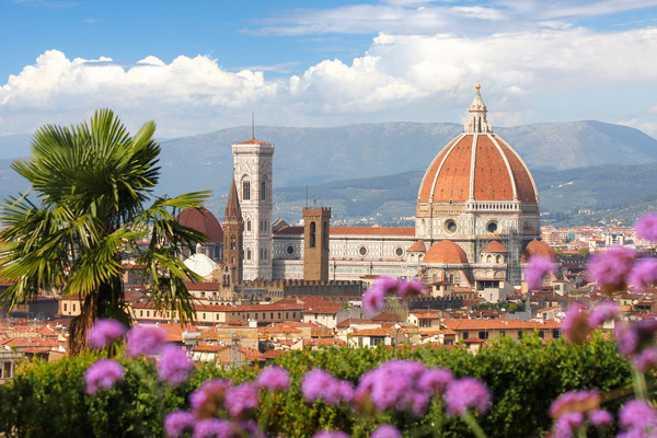 Флоренция – родина величайших мастеров искусства