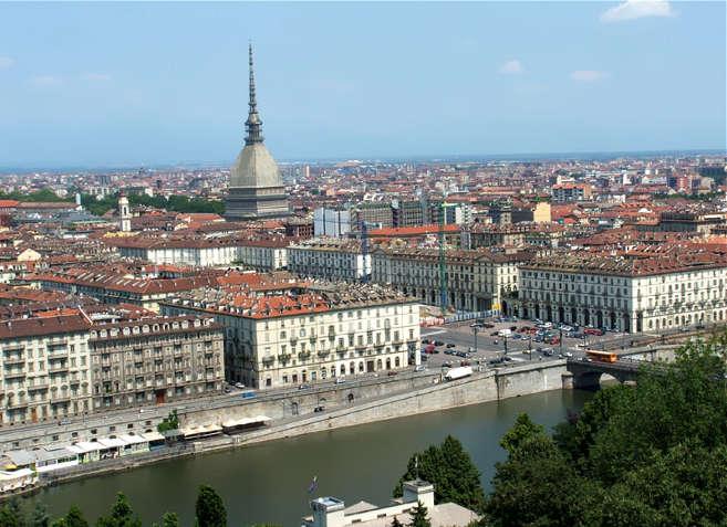 Аренда апартаментов в Турине, Италия