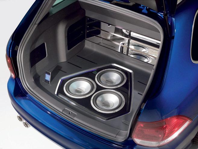 Hi-Fi концертный зал в Вашем автомобиле