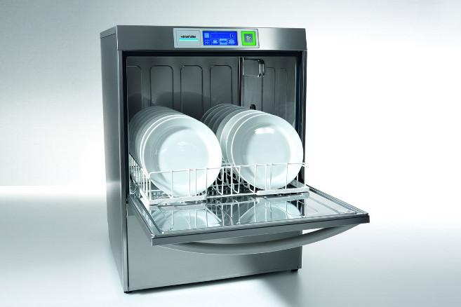 Купить промышленную посудомоечную машину в Киеве