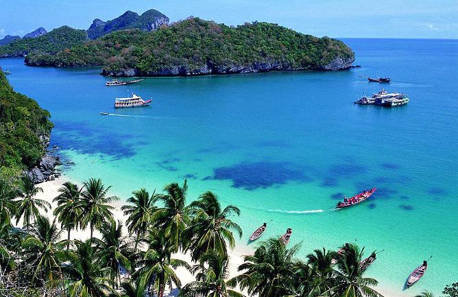 Отдых по-тайски: там, где круглый год лето