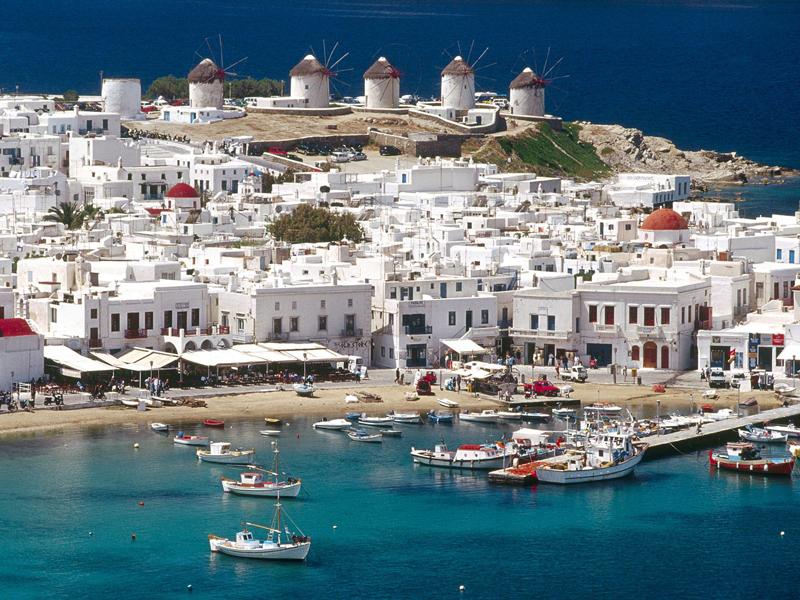 Экскурсии на острове Родос