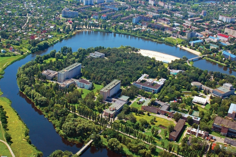 Отдых и лечение в Миргороде