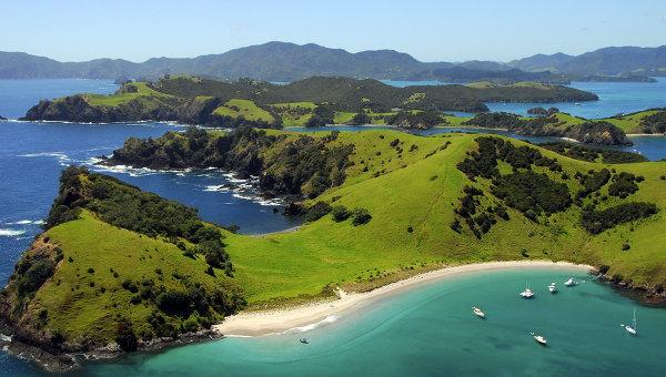 Достопримечательности Новой Зеландии