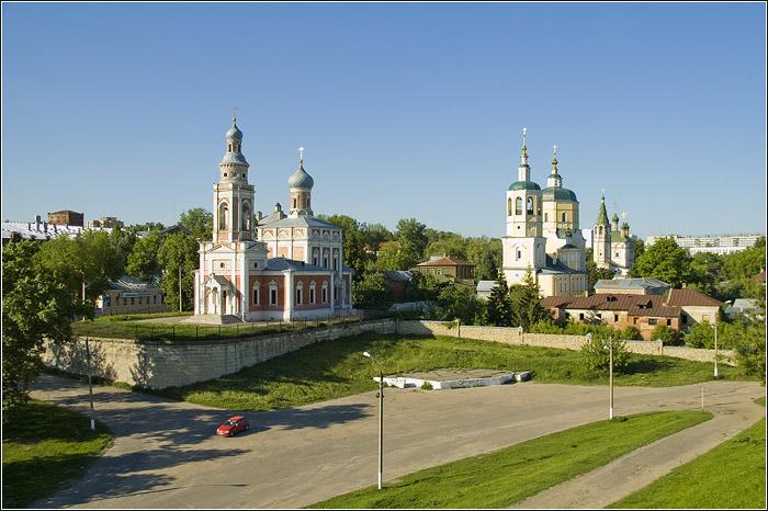 Земельные участки в Серпуховском районе
