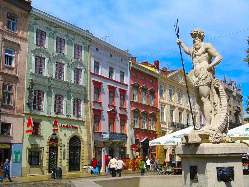 Выбираем лучший район Львова для посуточной аренды жилья
