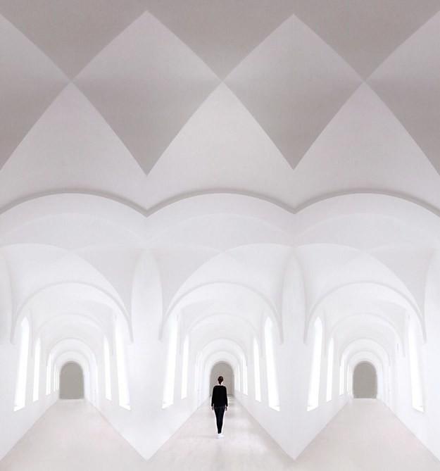 """8. Музей K21 в так называемом """"Штендехаусе"""", Дюссельдорф, Германия"""
